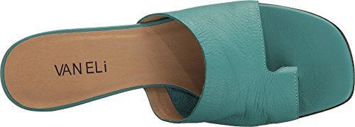 Melea VANELi Women's Sandal Seta Dress Turquoise Calf rr5Rwq4n