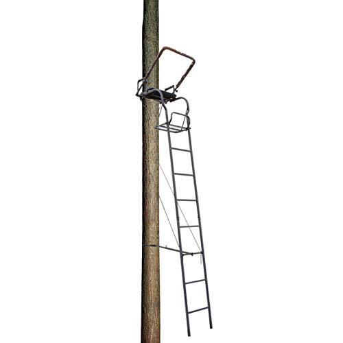 - Big Dog 16 Foot Trailbreaker Ladder Tree Stand, BDL-106