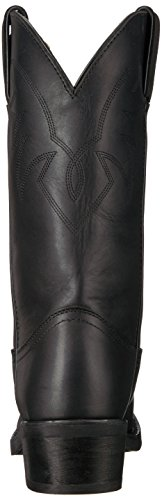 UK 5 2E070 Durango Oiled Black 2E Size Boot Western Leather TR760 0PqnC0
