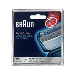 Procter and Gamble, Braun Series 5 Combi 51 S (Catalog Category: Personal Care / Shavers & Trimmers) - Braun 8995 360 Complete Shaver