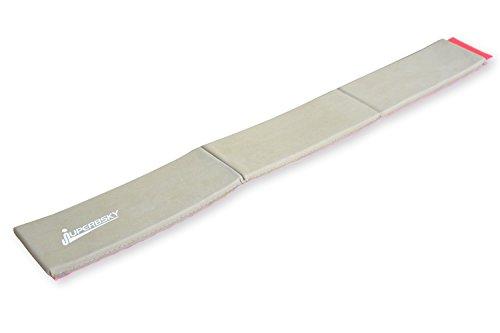 JuperbSky Three Folding Blance Beam For Kids Beginner Training