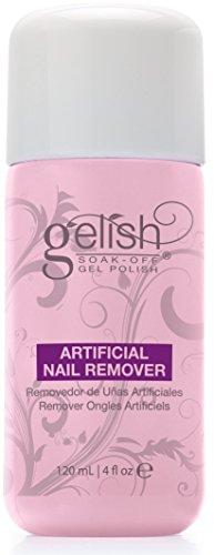Gelish Artificial Color Soak Off Gel Nail Polish Remover 120