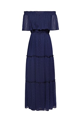 Blu Collection Esprit Donna Vestito 400 navy 6q6v4xtTw