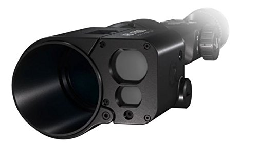 31pQ7Hjx6vL - ATN Laser Ballistics 1500 Smart Laser Rangefinder w/Bluetooth, device works with Mil and MOA scopes using Ballistic Calculator App