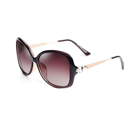MeiZiWang Gafas De Sol Mujer Gafas De Sol Polarizadas UV ...