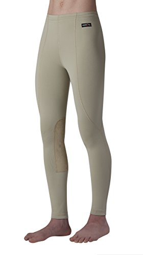(Kerrits Kids Performance Tight Tan Size: Large)