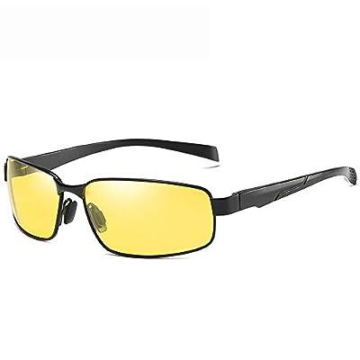 FeliciaJuan Driving Metal Frame Lightweight Fishing 100% UV Sports Outdoors Sunglasses 100% UV