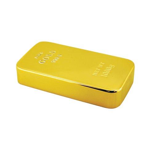 - Gold Bar Paperweight