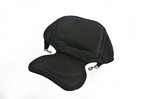 Shoreline Marine Propel Universal Kayak Seat, Black