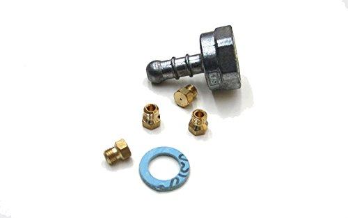 Pochette Injecteurs Gaz Butane/propane Référence : C00139314 Pour Cuisiniere Scholtes