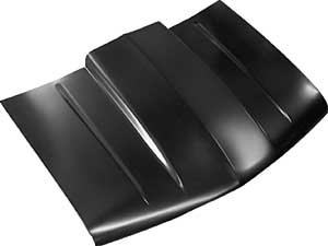 (Key Parts 0852-035 Steel Cowl Induction Hood)