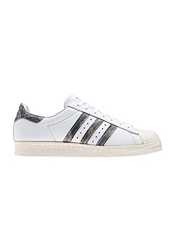 Superstar Adidas Baskets Running Hommes Couleurs 80s Diffrentes White running White Pour dqpwAqf