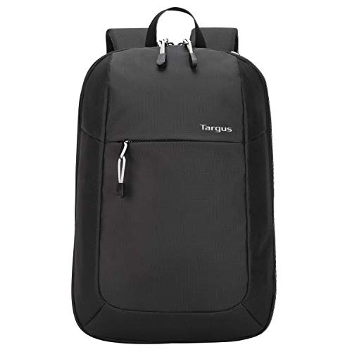 - Targus Intellect Essentials for 15.6-Inch Laptop Backpack, Black (TSB966GL)