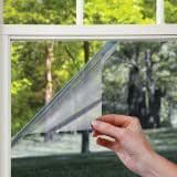 Gila 4 ft. x 15 ft. Titanium Heat Control Window Film cuts cooling cost up to 30%