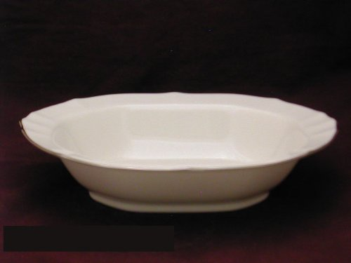 (Noritake Imperial Platinum Oval Vegetable Bowl)