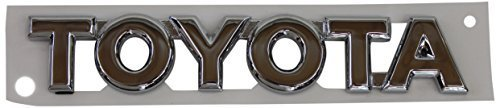 Genuine Toyota Accessories 75447-AA020 Toyota Emblem by Toyota (2014 Toyota Camry Emblem compare prices)