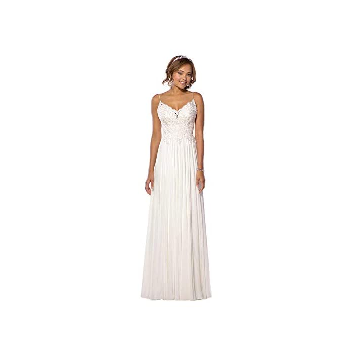 Wedding Dress For Bride 2020 Beach Vintage A Line Backless Boho Lace Summer Wedding Dresses Women Plus Size Wedding,Wedding Attractive Woman Party Wear Dresses For Womens