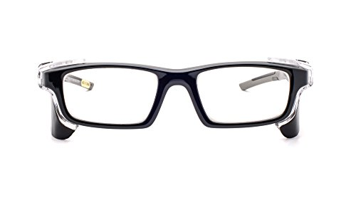 Leaded Glasses Radiation Protective Eyewear RG-17012-BK by Phillips Safety Products, Inc. (Image #1)