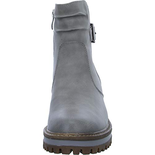 Tamaris Boots Grey Ankle Women's 26467 21 200 Grey IrI617x