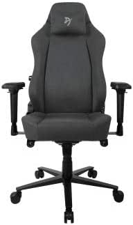 Arozzi PRIMO-WF-BKGY Woven Gaming Chair