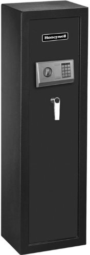 Honeywell Safes & Door Locks - 3511 Executive Gun Safe with Digital Lock, 3.85 Cubic Feet, Black