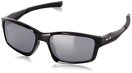 Oakley Chainlink OO9247-01 Polished Black Sunglasses Non Polarized Black Iridium - Oakley Chain