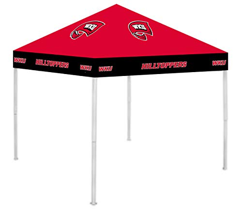 - Rivalry NCAA Western Kentucky Hilltoppers Western Kentucky - 9' x 9' Canopywestern Kentucky - 9' x 9' Canopy, White, Large