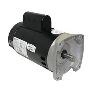Pool pump motor 1 1 2 1 6 hp 3450 1725 electric fan for Amazon pool pump motors