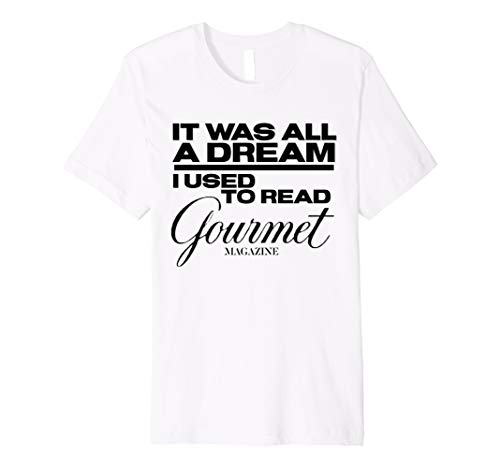 all a dream shirt for pro chefs cooks and hip hop lovers