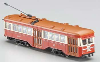 Bachmann Industries Chicago Surface Lines Peter Witt DCC Equipped Street Car (N Scale)