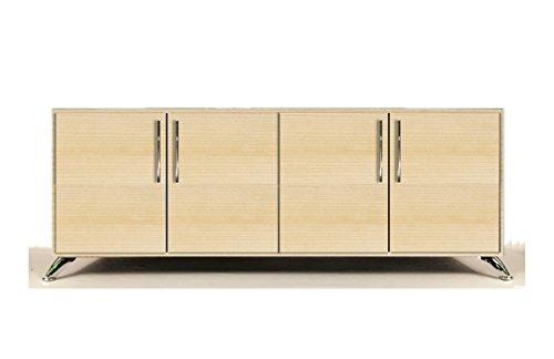 Modern by Diamante Newport Glen - Sideboard/Buffet/Credenza (Natural Maple)