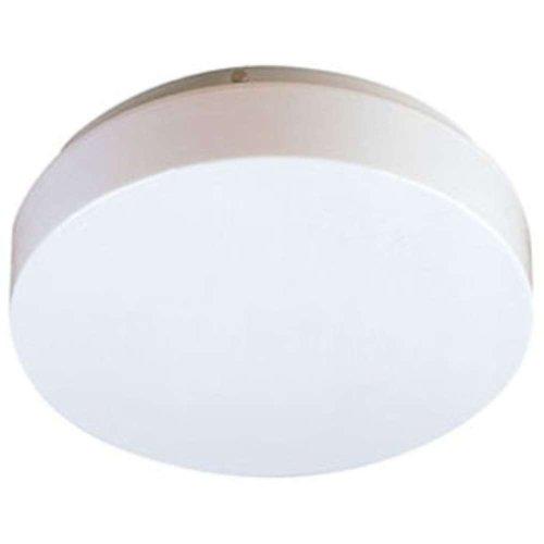 - BX11PL1 - Round Compact fluorescent ceiling fixture -13 watt PL