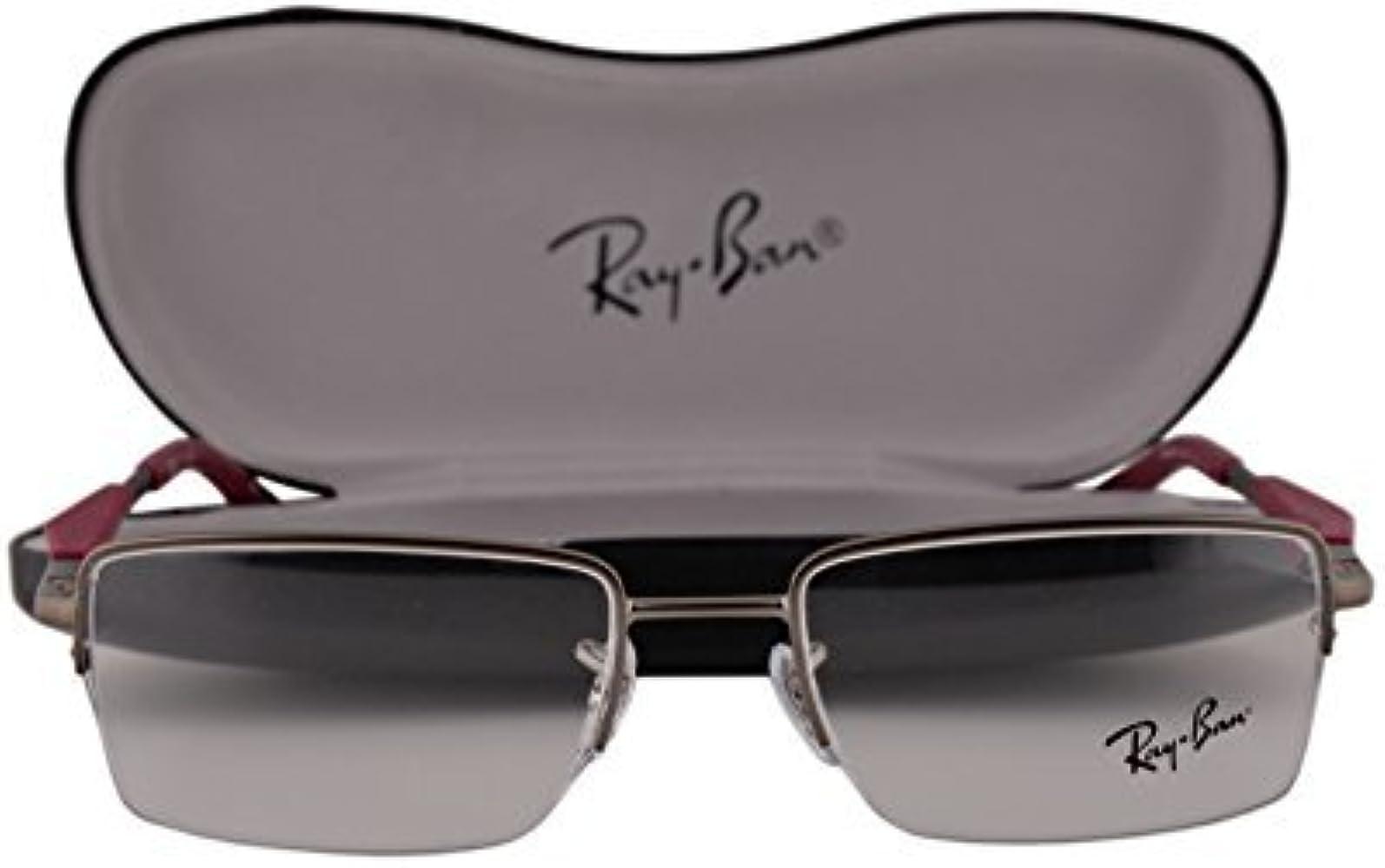 Ray-Ban RX6285 Anteojos 51-18-140 2620 RB6285 RX 6285 RB 6285 unisex-adulto mate bronce de cañón Grande: Amazon.es: Ropa y accesorios