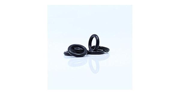 Size : ID46x3.5mm YINGJUN CS3.5mm EPDM O Ring ID 31//32//33//34//35//36//37//38//39//40x3.5mm O-Ring Gasket Seal Exhaust Mount Rubber Insulator Grommet 50PCS ORING Ring Gasket