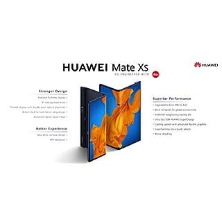 Huawei Mate Xs 5G EU/UK Model Dual Sim [ NO Google Services ] TAH- N29m 8GB+512GB Global ROM - Interstellar Blue