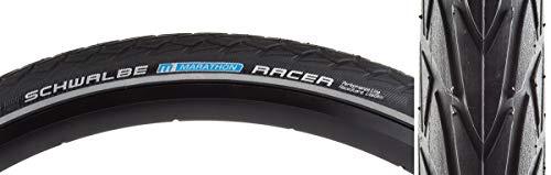 Schwalbe Marathon Racer HS 429 SpeedGrip Cross/Hybrid Bicycle Tire - Wire Bead (Reflex - 700 x 30c)