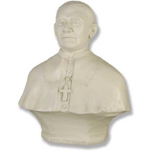XoticBrands OSF7851 John Paul - Historical Figures Busts