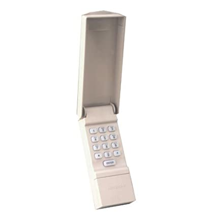 Chamberlain Security And Wireless Keypad Garage Door Remote