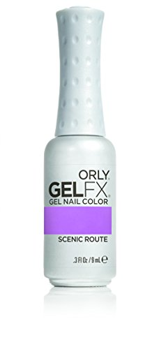 Orly Gel FX Nail Color, Scenic Route, 0.3 Ounce