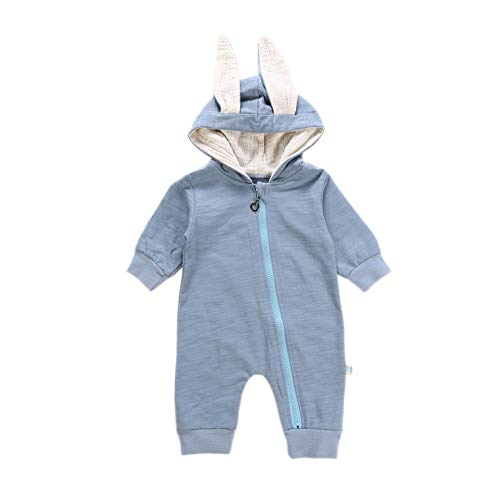Baby Girls Boys Toddler Cute Animal Cosplay Rabbit Romper Jumpsuit Outfits Suit]()