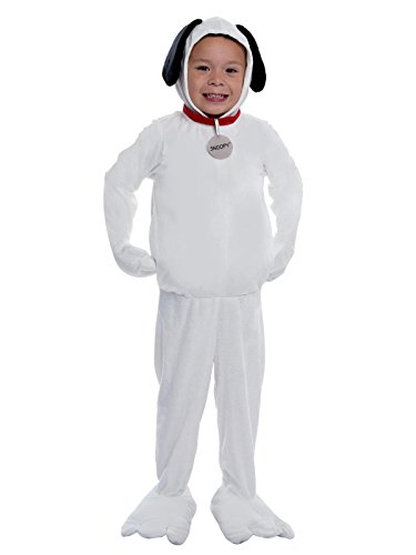 Snoopy Costumes Kids - Palamon Peanuts: Kids Snoopy Deluxe Costume - Small