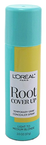L'Oreal Paris Root Cover Up Temporary Gray Concealer Spra...