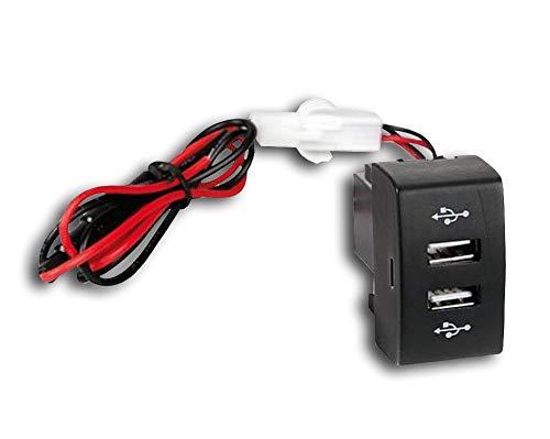 R P G Universal Usage 12V 24V USB PORT MAX 3A DASH DUAL MODEL TRUCK CHARGER OUTLET FOR SCANIA ser