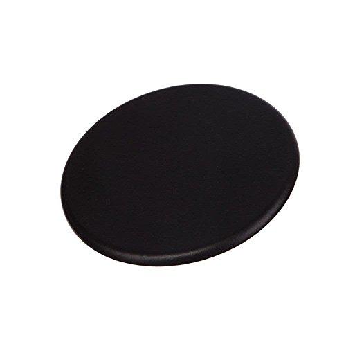 Frigidaire 316262004 Range Surface Burner Cap Genuine Original Equipment Manufacturer (OEM) Part Black (Range Cap Burner Black)