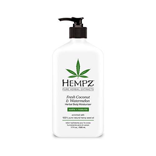 Hempz Fresh Coconut & Watermelon Herbal Body Moisturizer 17.0 oz