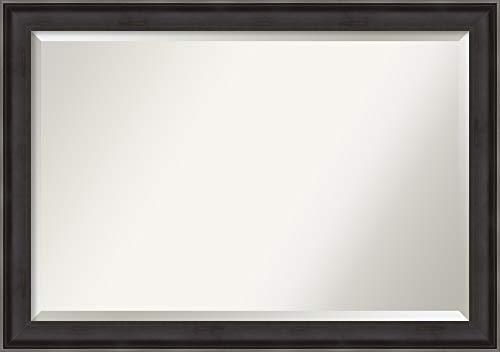 Amanti Art Framed Vanity Mirror | Bathroom Mirrors for Wall | Allure -