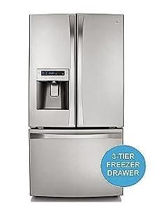 kenmore elite mini fridge. kenmore elite 31.0 cu. ft. french-door bottom-freezer refrigerator stainless steel energy star mini fridge