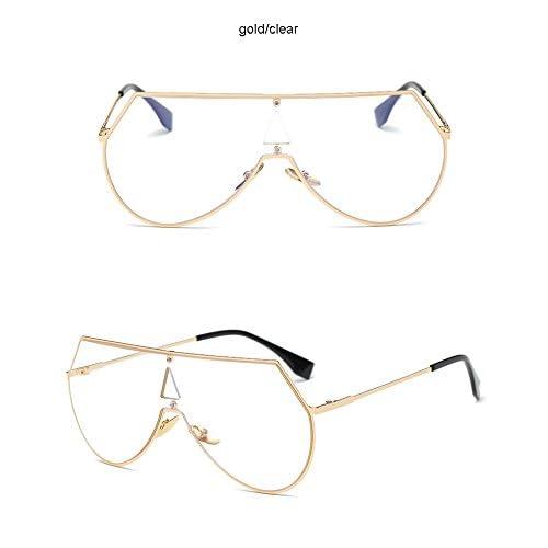37caf07f66 Delicado Aprigy Cool Fashion Steampunk - Gafas de sol para hombre (gafas de  sol)