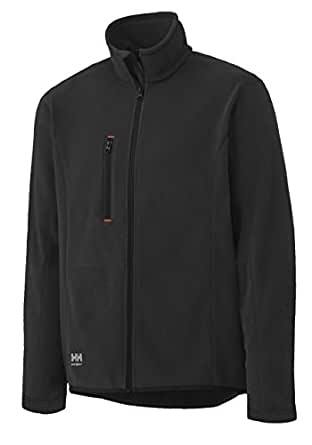 Helly Hansen Minto Micro Fleece Jacket, Black, L