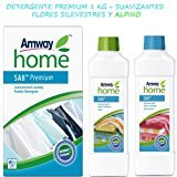 Pack detergente biodegradable y 2 suavizantes.Nuestro ...